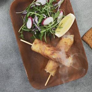 Sticks de Yakitori au fromage et soja