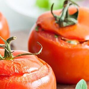 Yasaï Men façon tomate farcie